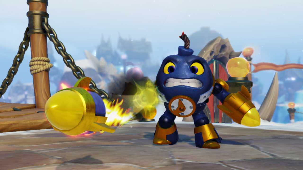 Skylanders Swap Force release date announced