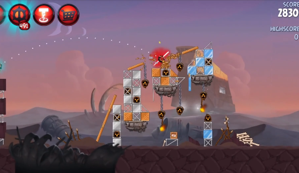 Angry Birds: Star Wars 2 trailer hits YouTube