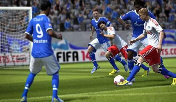 FIFA 14 gets 19 Brazilian clubs