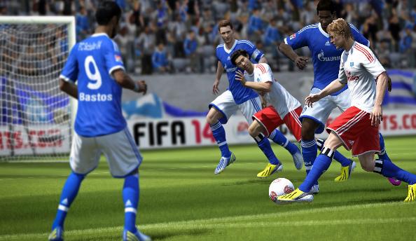 FIFA 14 gets 19 Brazilian clubs