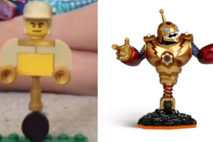 Skylanders Giants Bouncer LEGO