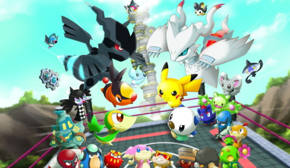 Pokémon Rumble U will be released in August