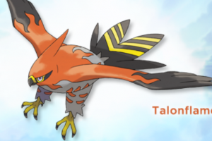 Pokemon Talonflame