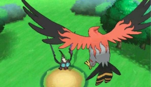 Pokemon Talonflame screenshot
