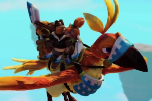 Skylander Swap Force looks even better than before