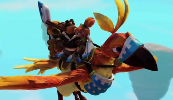 Skylanders Swap Force is the same game on Wii and WiiU