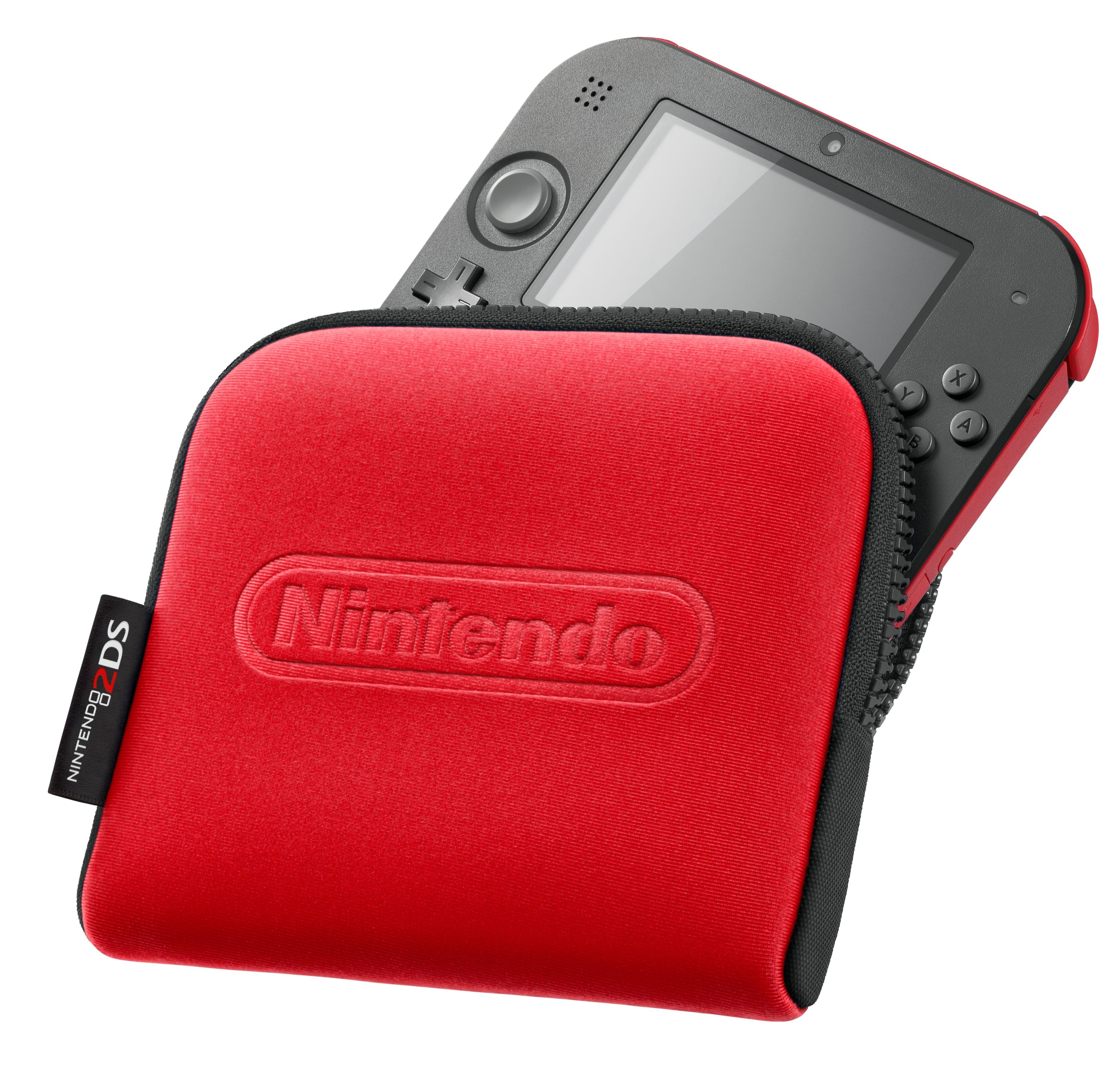 2ds red case boxmash