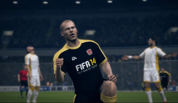 FIFA 14 next-gen trailer shows massive crowds and stadiums