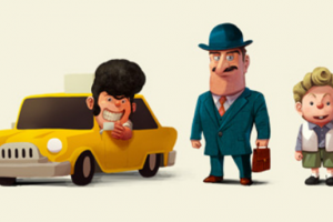 Layton 7 characters