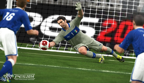 PES 2014 trailers teach you the beautiful game