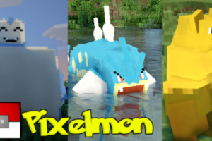 Pixelmon header