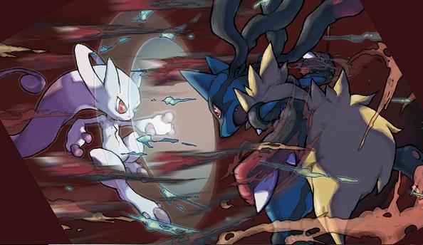 Pokémon Mega Evolution for X and Y revealed!