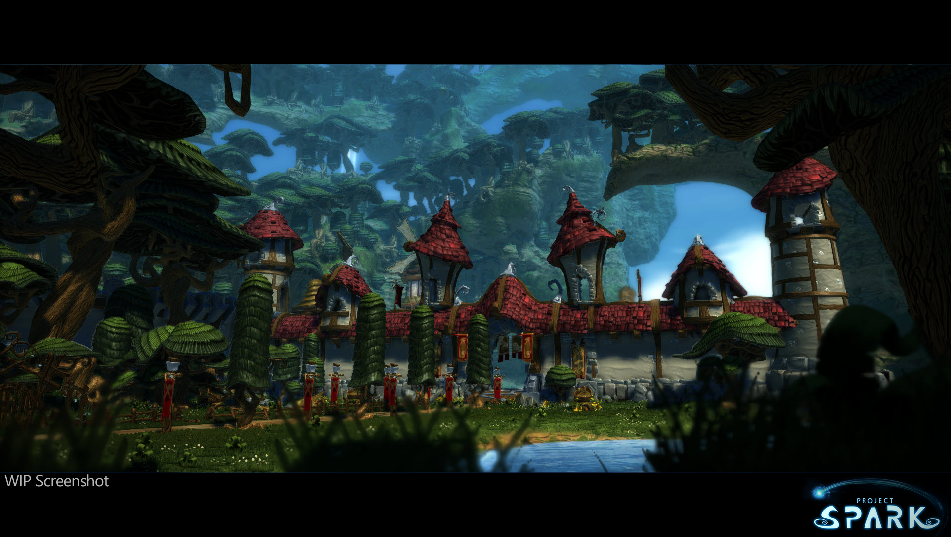 Project Spark video shows an hour of gameplay