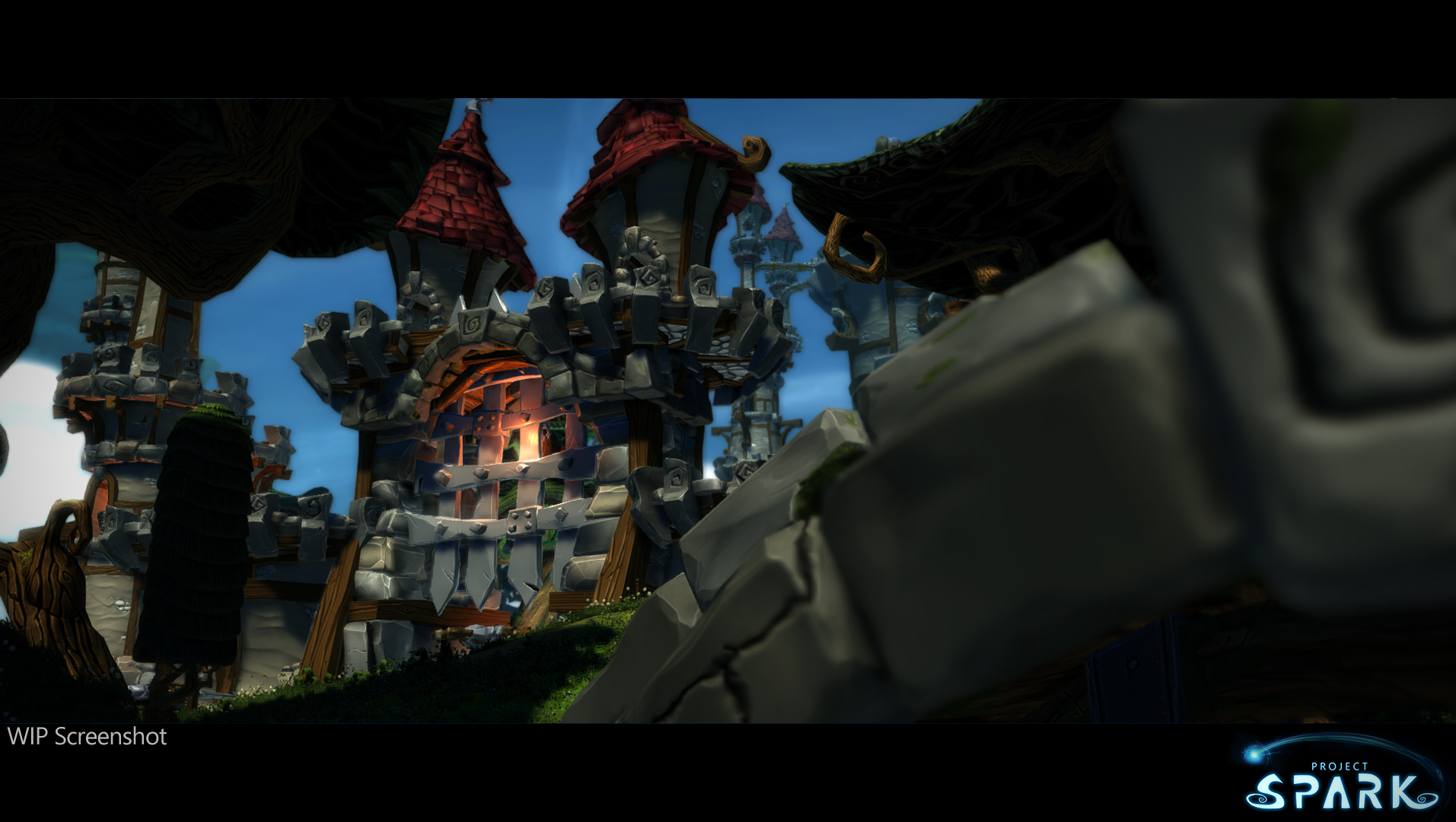 Check out the intro video to Project Spark and play it on PC