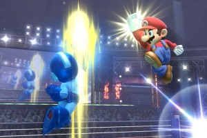 Super Smash Bros WiiU 1