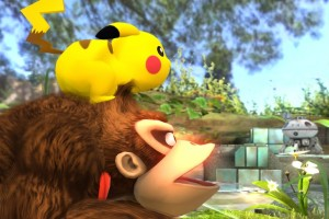 Super Smash Bros WiiU 4