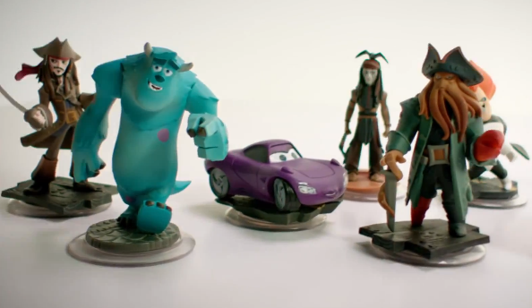 Disney Infinity trailer talks toys