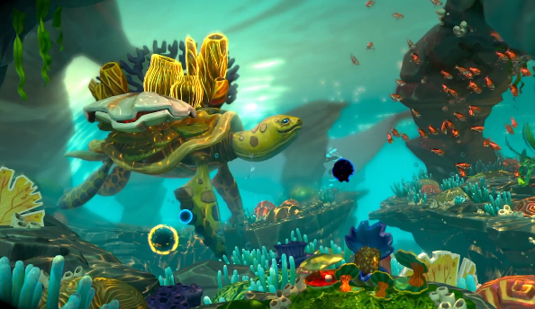 Disney Fantasia: Music Evolved trailer is full of Kinect gameplay