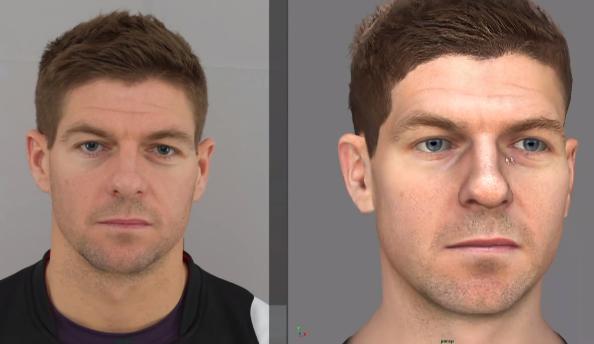 FIFA 14 Steven Gerrard