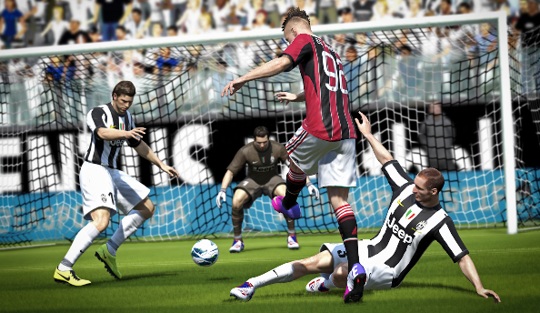 Xbox One pre-orders will come with free FIFA 14