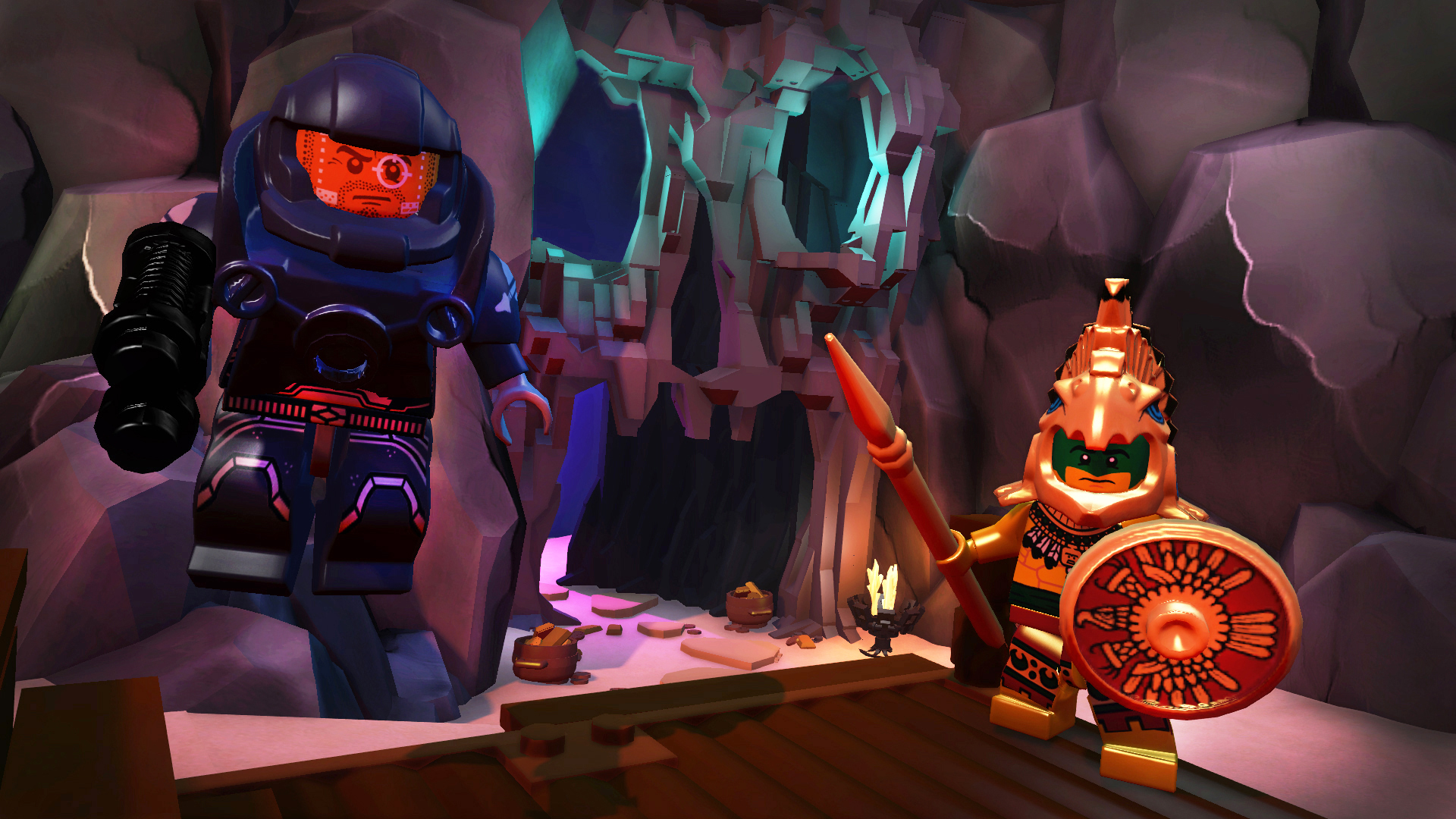 LEGO Minifigures Online revealed, first trailer and screenshots here
