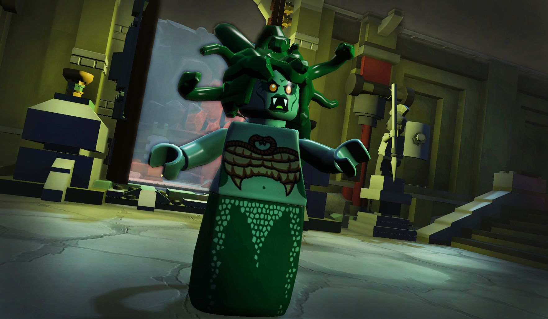LEGO Minifigures Online beta sign-up launched