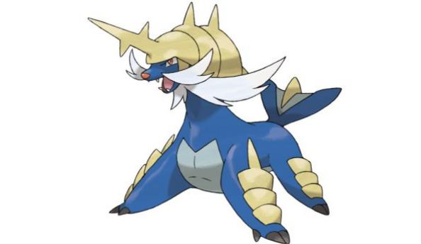 Pokemon Samurott