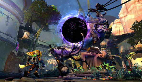 Ratchet & Clank: Into The Nexus trailer shows off cool weapons