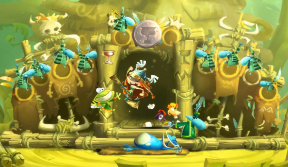 Rayman Legends on Vita will get missing levels