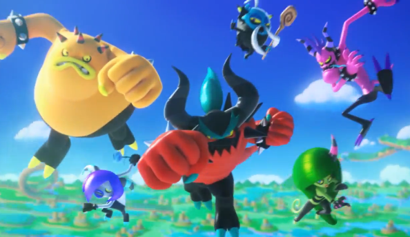 Sonic Lost World new trailer: meet the Deadly Six