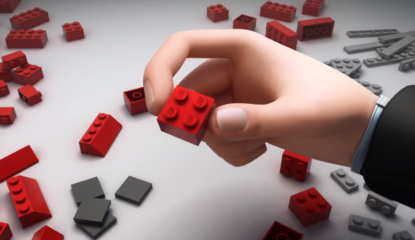 The LEGO Story film shows you how it all started