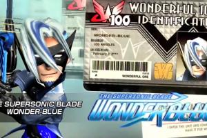 Wonderful 101 ID card
