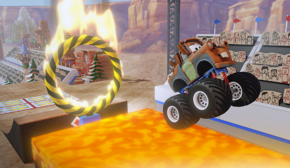 Disney Infinity gets five new Toy Boxes