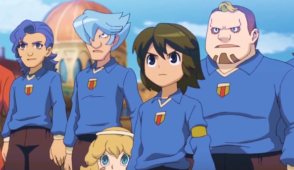Inazuma Eleven 3 trailer hits the back of the net on 3DS