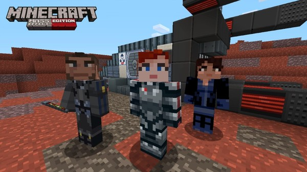 Minecraft Xbox 360 Mash-up packs available now