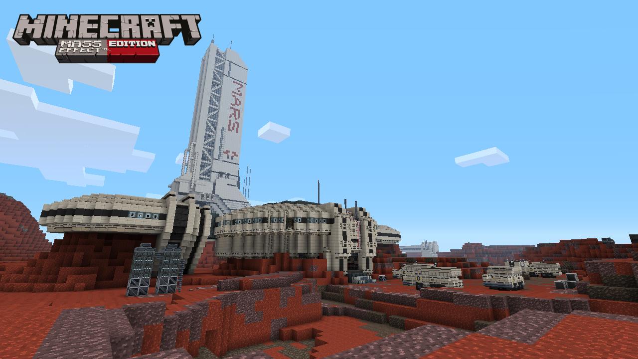 Mass Effect Minecraft