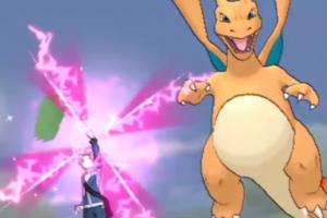 Pokemon XY Charizard