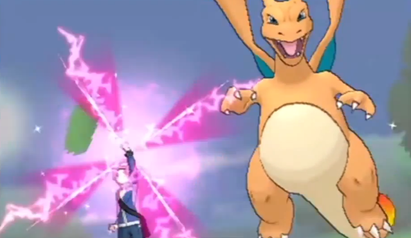 Pokemon XY Charizard