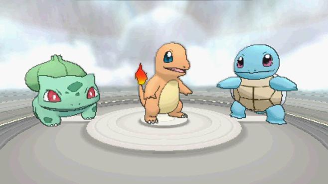 Pokémon X & Y will feature Mega original starter Pokémon