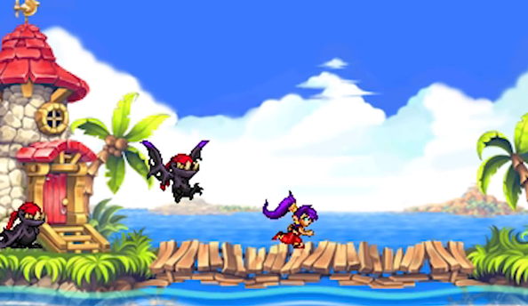 Shantae and the Pirate's Curse trailer set sail for the 3DS