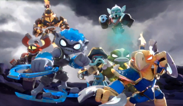 The Swap Force are an elite team of Skylanders agents who keep Chaos at bay
