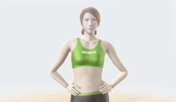 The Wii Fit U Challenge! Part 1