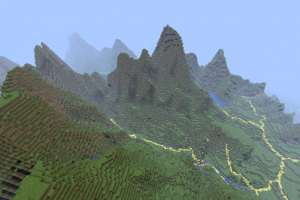 ordnance survey minecraft snowdonia