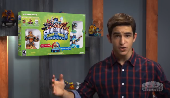 Skylanders Boomcast episode 2 is all about Rattle Shake