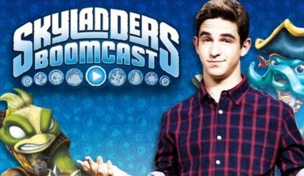 Skylanders Boomcast episode one is here!