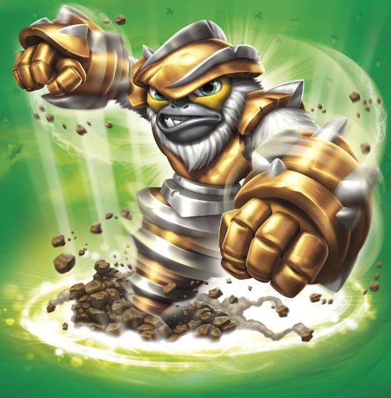 Meet Every Skylanders Swap Force Character
