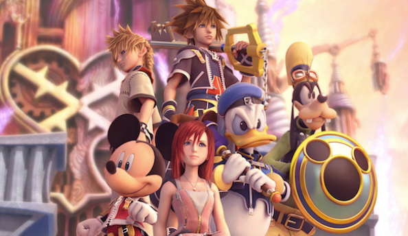 Kingdom Hearts 3 trailer shows combat and skills