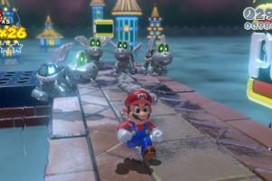 Mario 3D world 07
