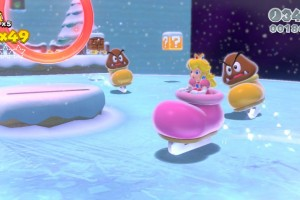 Mario 3D world 14