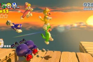 Mario 3D world 15